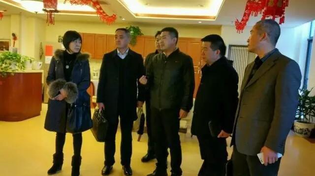 【动态】王涛总经理带队赴京津冀考察医疗养老产业