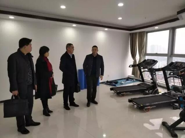【资讯】王涛总经理率队考察贵州安顺betway必威官网登录公司