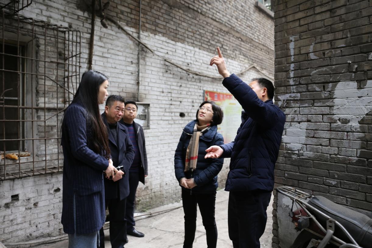 西南医投开展春节前安全生产大检查